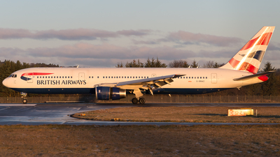 G-BNWZ - Boeing 767-336(ER) - British Airways