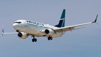 C-GWSA - Boeing 737-8CT - WestJet Airlines