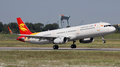 D-AVXV - Airbus A321-231 - Capital Airlines