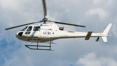 I-CAVA - Eurocopter AS 350B3 Ecureuil - Elitellina