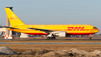 A picture of N650GT - Boeing 767231(BDSF) - DHL - © bill wang