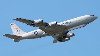 97-0201 - Boeing E-8C JSTARS - United States - US Air Force (USAF)