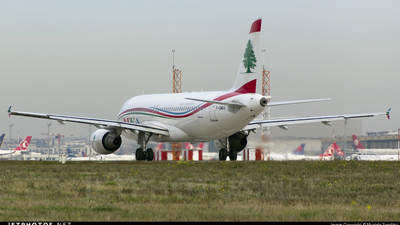 F-OMRA - Airbus A320-214 - Middle East Airlines (MEA)