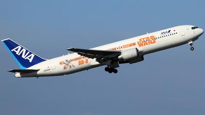 JA604A - Boeing 767-381(ER) - All Nippon Airways (ANA)