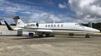 PS-SFA - Bombardier Learjet 40 - Private