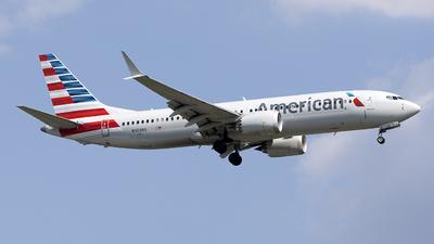 N303RG - Boeing 737-8 MAX - American Airlines