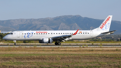 EC-KYO - Embraer 190-200LR - Air Europa