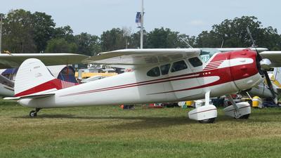 N195HA - Cessna 195 - Private