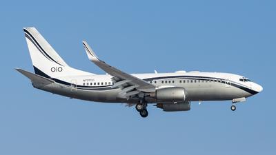 N737CC - Boeing 737-74Q(BBJ) - Mid East Jet