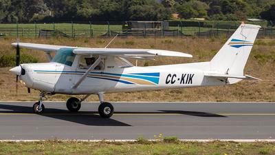 CC-KIK - Cessna 152 - Club Aéreo del Personal del Ejército