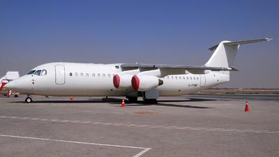 A picture of GPOWF - Avro RJ100 - [E3373] - © Paul Denton