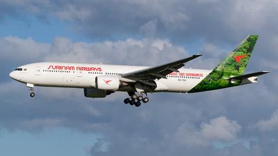PZ-TCU - Boeing 777-212(ER) - Surinam Airways