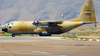 5-8528 - Lockheed C-130H Hercules - Iran - Air Force