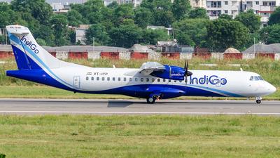 A picture of VTIYP - ATR 72600 - IndiGo - © Rohan Paliwal