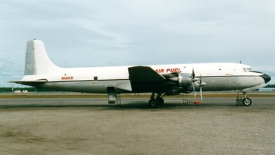 N451CE - Douglas C-118A Liftmaster - Everts Air Fuel