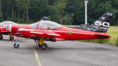 ST-02 - SIAI-Marchetti SF260M - Belgium - Air Force