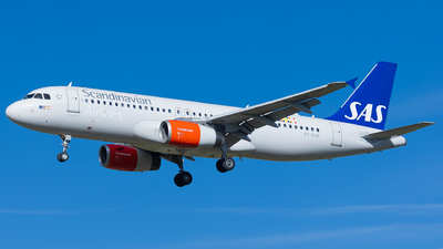 A picture of OYKAP - Airbus A320232 - SAS - © Rickard Andersson