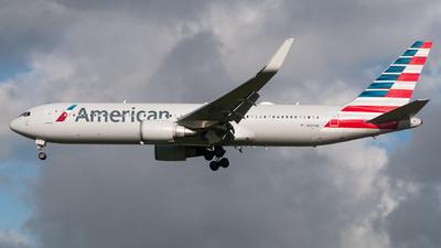 N397AN - Boeing 767-323(ER) - American Airlines