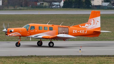ZK-KEJ - Pacific Aerospace P-750 XSTOL - Private