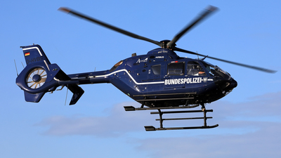 D-HVBS - Eurocopter EC 135T2 - Germany - Bundespolizei