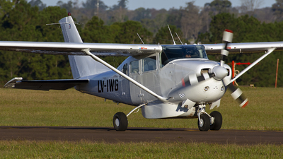 LV-IWG - Cessna U206G Stationair - Private