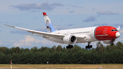 A picture of LNLND - Boeing 7878 Dreamliner - [35310] - © Helmut Schnichels
