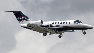 S5-CES - Cessna 525B CitationJet CJ3+ - Private