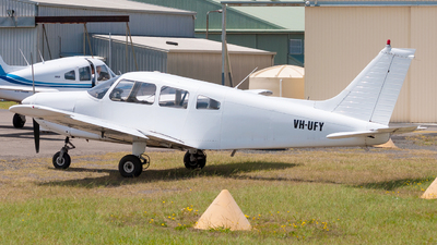 VH-UFY - Piper PA-28-161 Cherokee Warrior II - Private