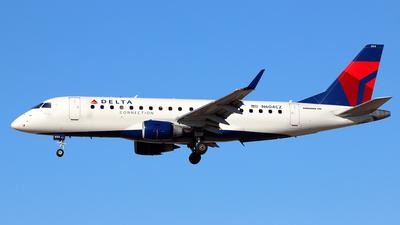 N604CZ - Embraer 170-200LR - Delta Connection (Compass Airlines)