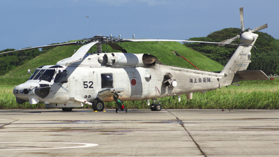 8452 - Mitsubishi SH-60K - Japan - Maritime Self Defence Force (JMSDF)