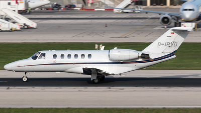 D-IPVD - Cessna 525A CitationJet 2 - Private
