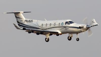 PR-BZE - Pilatus PC-12/45 - Azul Linhas Aéreas Brasileiras