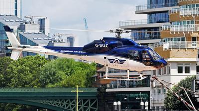 G-IALC - Aérospatiale AS 355F2 Ecureuil 2 - Private