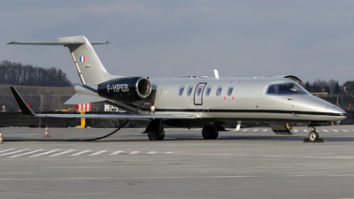 F-HPEB - Bombardier Learjet 40 - Private