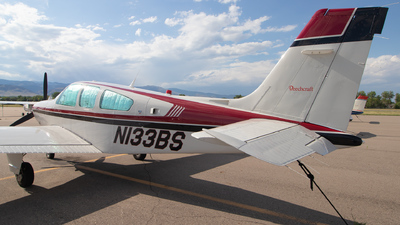 N133BS - Beechcraft F33A Bonanza - Private