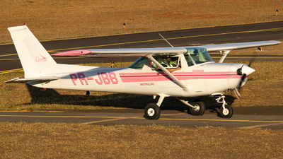 PR-JBB - Cessna 152 - Aero Club - Bragança Paulista