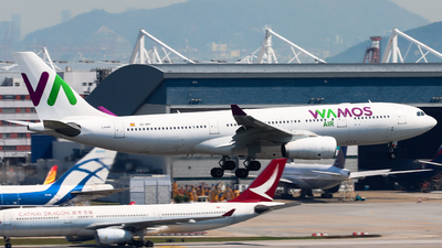 A picture of ECMNY - Airbus A330243 - Wamos Air - © Chow Kin Hei