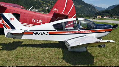 HB-KEZ - Robin DR500 Président - Switzerland - Bundesamt für Zivilluftfahrt (Federal Office of Civil Aviation)