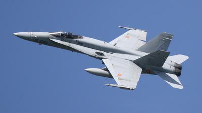 C.15-22 - McDonnell Douglas EF-18M Hornet - Spain - Air Force