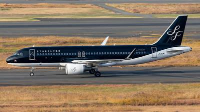 JA20MC - Airbus A320-214 - Starflyer