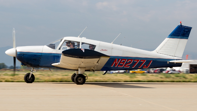 N9277J - Piper PA-28-180 Cherokee - Private