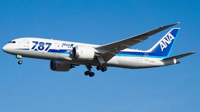 JA820A - Boeing 787-8 Dreamliner - All Nippon Airways (ANA)