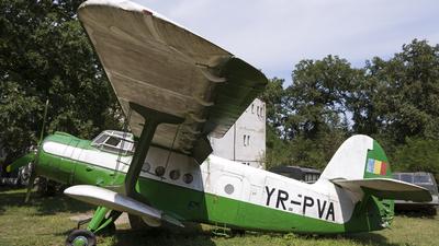 YR-PVA - PZL-Mielec An-2R - Private