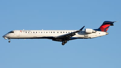 N924XJ - Bombardier CRJ-900LR - Delta Connection (Endeavor Air)