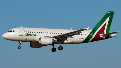 A picture of EIIMH - Airbus A319112 - Italia Trasporto Aereo - © TommiAvery