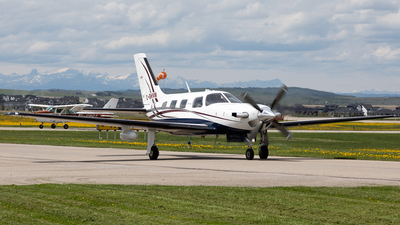 A picture of CGHVM - Piper PA46500TP - [4697339] - © Mike MacKinnon