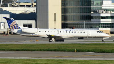 A picture of N17560 - Embraer ERJ145LR - United Airlines - © DJ Reed - OPShots Photo Team
