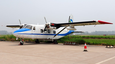 B-3848 - Harbin Y-12 II - Ordos General Aviation