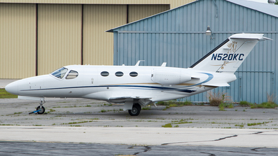 N520KC - Cessna 510 Citation Mustang - Private