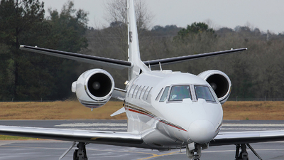 N601QS - Cessna 560XL Citation Excel - NetJets Aviation